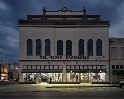 Andrew Moore, 'On Time Fashions, Selma, AL', 2017