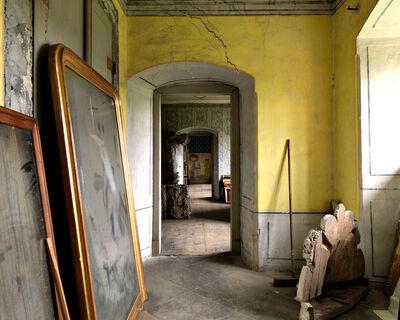 Massimo Listri, 'Schloss Corvey, Höxter', 2011