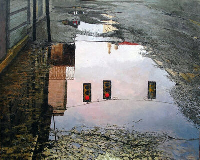 Richard Combes, 'After the Rain St. Thomas', 2009