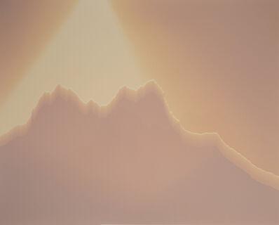 Vanessa Marsh, 'Mt. Hozomeen 6, Midday, North Cascades, Washington', 2020