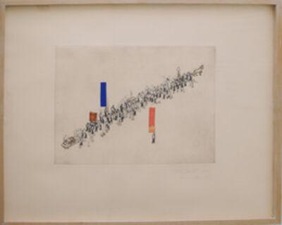 Francis Alÿs, 'The Modern Procession', 2002