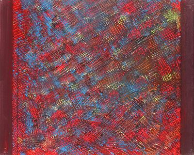 Gastone Biggi, 'Ayron 201- energia policroma', 2007