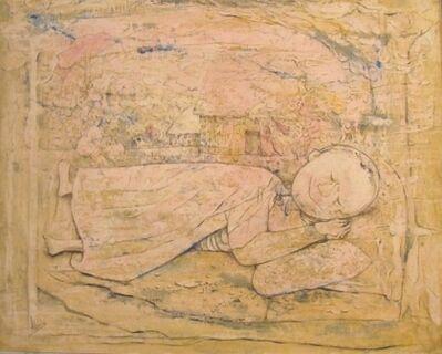 Eduardo Abela, 'El Nino Dormido', 1955