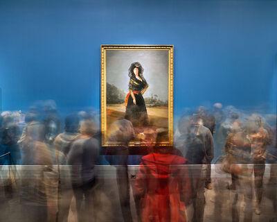 Matthew Pillsbury, 'Goya's Duchess of Alba, Goya Order & Disorder, Museum of Fine Arts Boston, (TV14685)', 2014