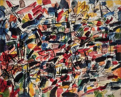 Jean-Paul Riopelle, 'Sans-Titre', ca. 1953