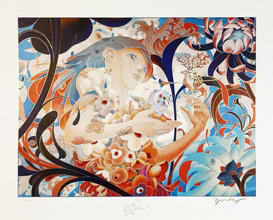 James Jean, ''Forager III'', 2021
