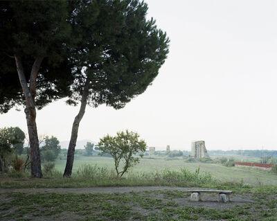 Hans-Christian Schink, 'Aqua Claudia (Parco degli Acquedotti 2)', 2014