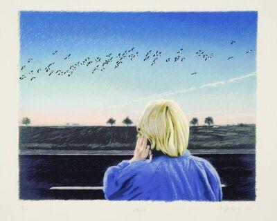 Boyd & Evans, 'Bird/Witness', 1990