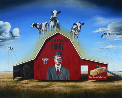 Ben Steele, 'Surreal Dairy', 2019