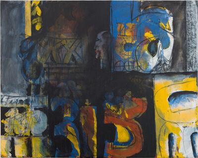 Joe Stefanelli, 'Instant Red', 2002