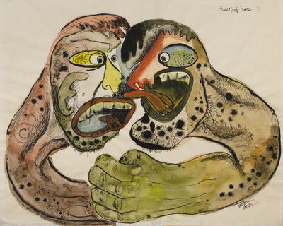 Lawrence Halprin, 'VI, Fruits of Peace series', 1946