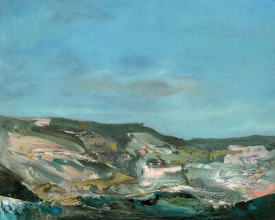 Andrew Rucklidge, 'Bureau 2430A – Mineral Flow Cobalt', 2017