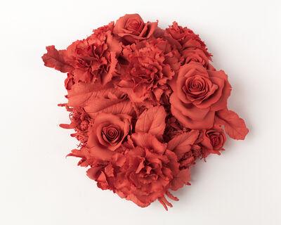 Noemi Iglesias, 'Sin título - Serie Rebel Heart - 4 - Rosas y claveles', 2019