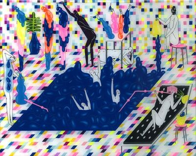 Mark Whalen, 'Color Lab', 2014