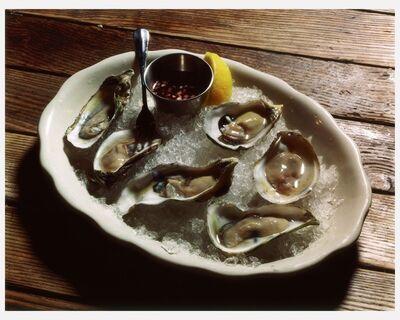 Roe Ethridge, 'Oysters (2005)', 2012
