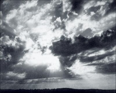 Donald Woodman, 'Cloud 15', 1997