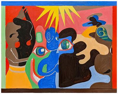 Peter Williams (b. 1952), 'On the Dance Floor', 2020