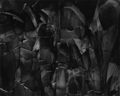 Paul Caponigro, 'Rock Wall, Connecticut', 1959