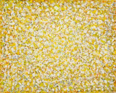 Richard Pousette-Dart, 'Serpentine Saffron', circa 1960s
