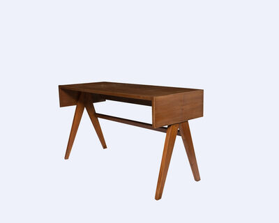 Pierre Jeanneret, 'Student Desk', ca. 1960