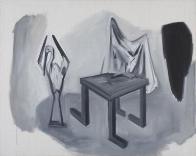 Pál Gerber, 'Three misgivings', 1993