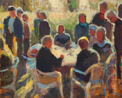 Amber Leger, 'Family Gathering', 2018