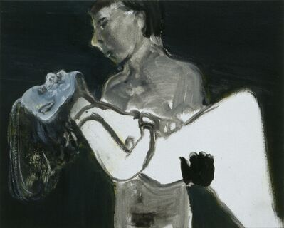 Marlene Dumas, 'The Image as Burden', 1993