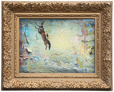 Andrea Damp, 'Shinrin-yoku (Frame 19th century) ', 2018
