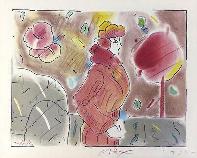 Peter Max, 'IN HIS GARDEN', 1980