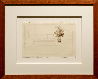 Brenna K. Murphy, 'Potted Plants (Couch)', 2010