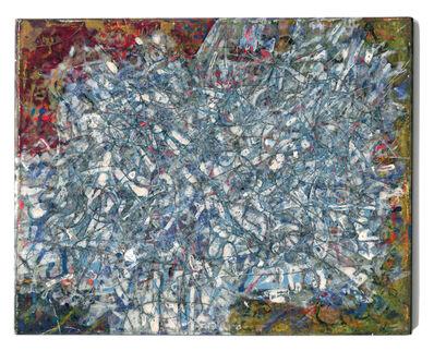 William M. Georgenes, 'Aegean Landscape', 1962