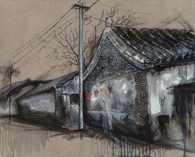 Lu Hao, 'Untitled (Hanging Laundry)', 2006
