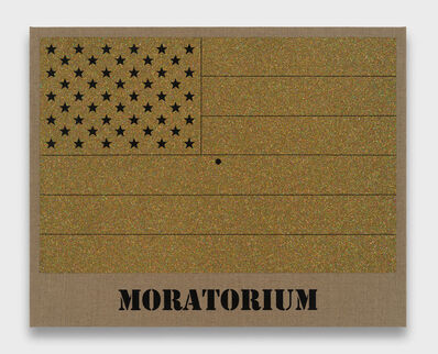 Jonathan Horowitz, 'Moratorium', 2017
