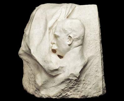 Auguste Rodin, 'Octave Mirbeau | Portrait of Octave Mirbeau ', 1895