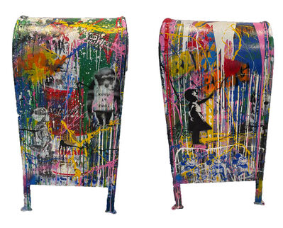 Mr. Brainwash, 'Mailbox', 2020