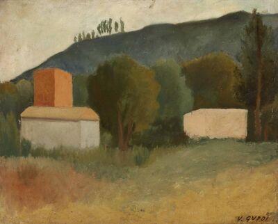 Virgilio Guidi, 'Landscape', 1930-1940