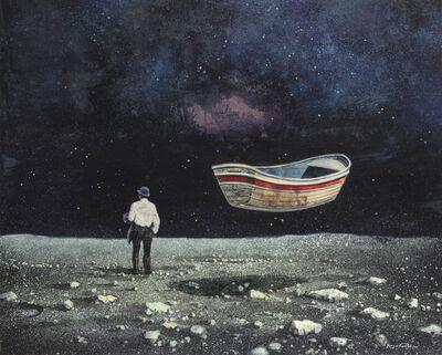 Eric Roux-Fontaine, 'Moonscape II', 2016