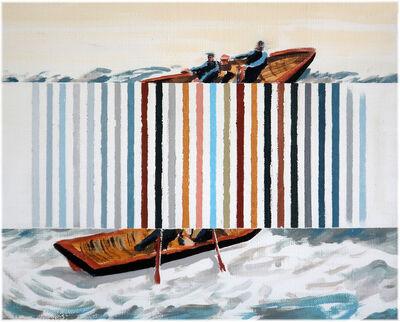 Darren Coffield, 'Lifeboat', 2019