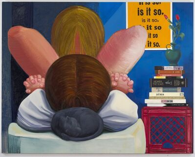 Nicole Eisenman, 'Is it so', 2014