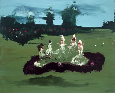 Genieve Figgis, 'Flying Carpet', 2016