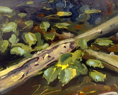 John Erickson, 'Water Log', 2001
