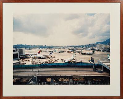 Andreas Gursky, 'Hong Kong Flughafen (Hong Kong Airport)', 1994