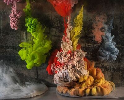 Kim Keever, 'Abstract 42375B', 2018