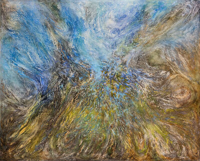Ruggero Vanni, 'Caelum Terramque Fusionem - Fusion of Sky and Earth', 2015