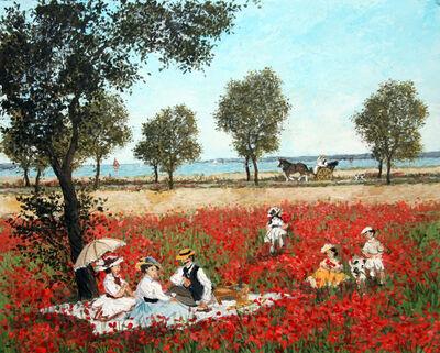 Fabienne Delacroix, 'Impression d'été'