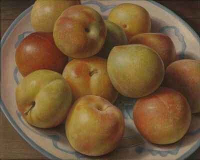 Doug Safranek, 'Red Plums', 2013