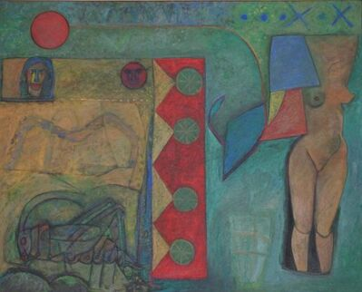 Luis Zarate, 'Desnudo', 1999