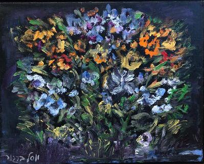 Yosl Bergner, 'Swamp Flowers', ca. 2000