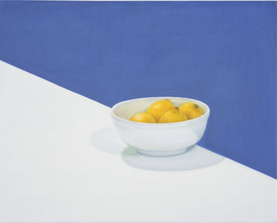 Craig Wylie, 'A Rush to The Edge (After Ellsworth Kelly)'