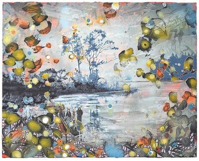 Andrea Damp, 'Jeden ganzen halben Tag', 2020
